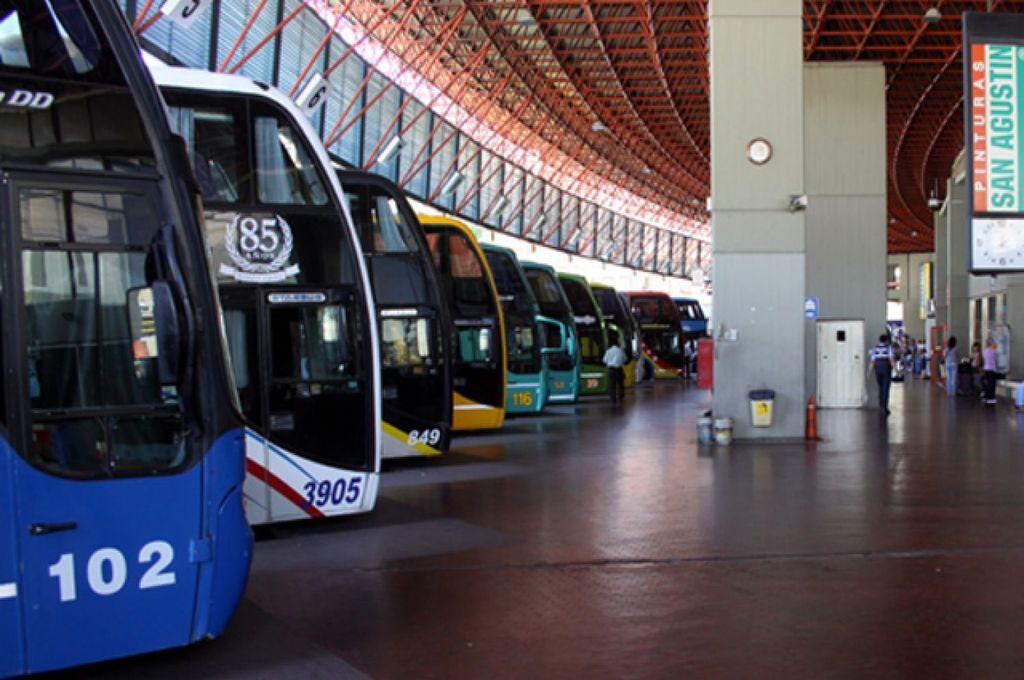 <strong>Foto:</strong> Terminal de Córdoba
