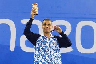 El santafesino Sergio Zayas ganó la medalla de oro  -  -