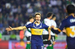 Un fugaz gol de Soldano le alcanzó a Boca para vencer a Banfield