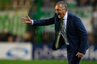 """""""Boca no jugó bien con Banfield, pero ahora hay que pensar en la Libertadores"""", sostuvo Alfaro"""