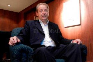 Murió el intendente de San Guillermo, Daniel Martina