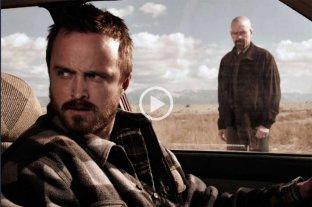 """Netflix anunció la fecha de estreno de """"El Camino"""", la película de Breaking Bad"""