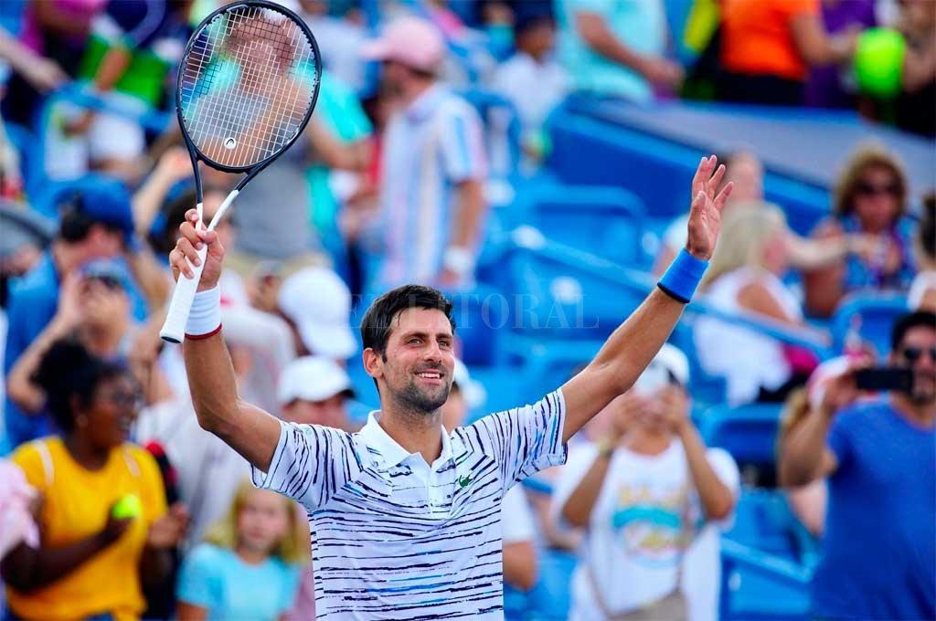 Djokovic es el número 1 de la ATP Crédito: Twitter