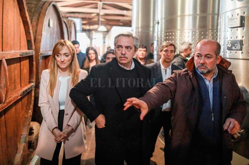 <strong>Foto:</strong> Prensa Alberto Fernández