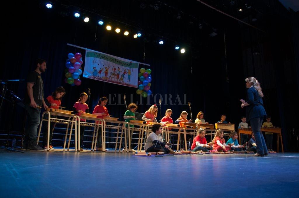 En el evento, los participantes realizarán interpretaciones vinculadas con la música infantil universal, argentino y latinoamericana. <strong>Foto:</strong> Archivo El Litoral