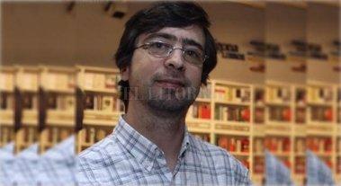 Diego Rubinzal en Estación Palabras