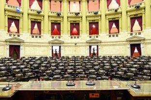 Diputados cumple dos meses sin sesiones