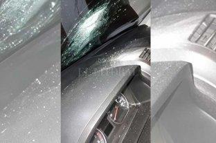 Decena de ataques a autos en la autopista preocupan a vecinos de los countries
