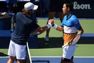 Trungelliti se tuvo que retirar por lesión en su debut en el US Open
