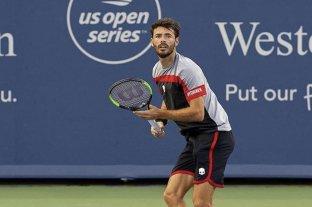 Triunfazo de Lóndero en su primer partido en el US Open