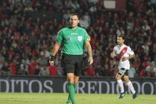 Rapallini será el árbitro del superclásico entre River y Boca