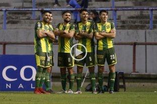 Aldosivi goleó a Atlético Tucumán en Mar del Plata