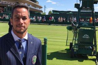 La ATP despidió al umpire argentino Damián Steiner por dar entrevistas sin autorización