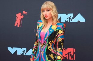 Taylor Swift, la gran ganadora de los MTV Music Video Awards