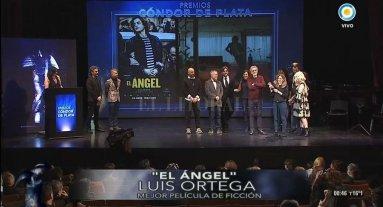 """""""El Ángel"""", la gran ganadora de los Cóndor de Plata"""