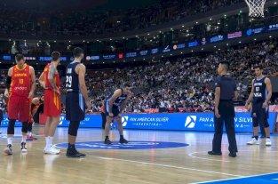 Argentina perdió con España el último amistoso previo al Mundial de China