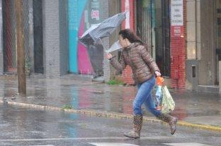 La tormenta de Santa Rosa llegará a la ciudad en las últimas horas del jueves