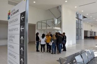 Nuevo Hospital Iturraspe: se afianza el proceso de migración
