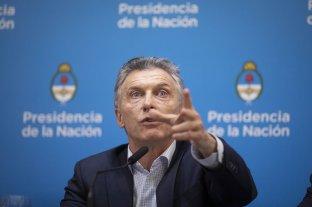 Macri encabezó una reunión con Lacunza, Vidal, Sandleris y Peña