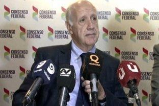 Roberto Lavagna presentará un programa alimentario