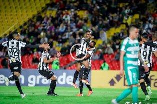 Atlético Mineiro será el rival de Colón en la semifinal de la Copa Sudamericana
