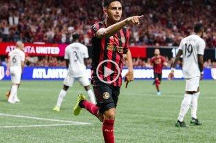 """Con un gol del """"Pity"""" Martínez, el Atlanta United ganó el título US Open Cup"""