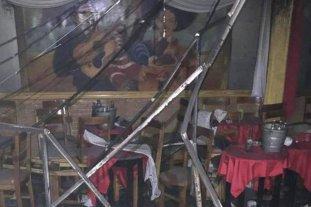 Al menos 23 muertos por un incendio en un bar de México que habría sido ataco