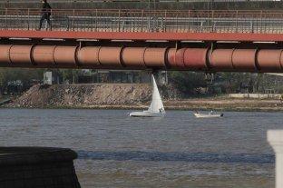 Continúa bajando el río Paraná