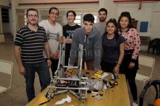 Lisanna, el robot contra la contaminación creado por alumnos busca llegar al Mundial