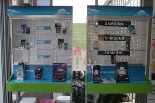 Video: así fue el robo al comercio de telefonía celular céntrico