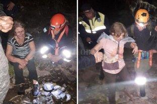 Rescataron a las turistas perdidas en Tucumán