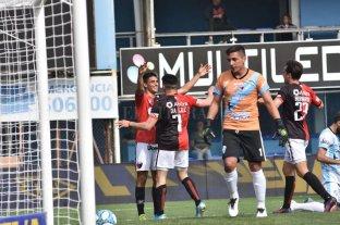 Colón goleó a Sol de Mayo y clasificó a octavos de la Copa Argentina