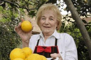 A los 94 años murió Blanca Cotta, una referente de la cocina argentina