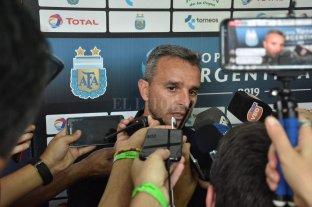 "Pablo Lavallén: ""Fuimos muy contundentes"""
