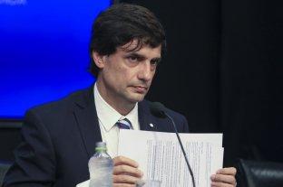 Hernán Lacunza anunció un paquete de medidas financieras