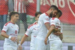 Independiente venció a Patronato y avanzó a los octavos de final de la Copa Argentina