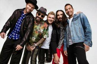 Los Backstreet Boys volverán a la Argentina