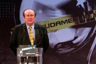 Falleció el ex presidente de la Conmebol, Nicolás Leoz