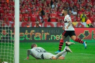 Flamengo clasificó a la semis de la Libertadores