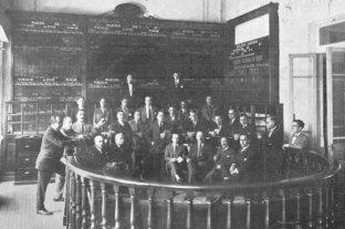 135° aniversario de la Bolsa de Comercio de Santa Fe: sus presidentes
