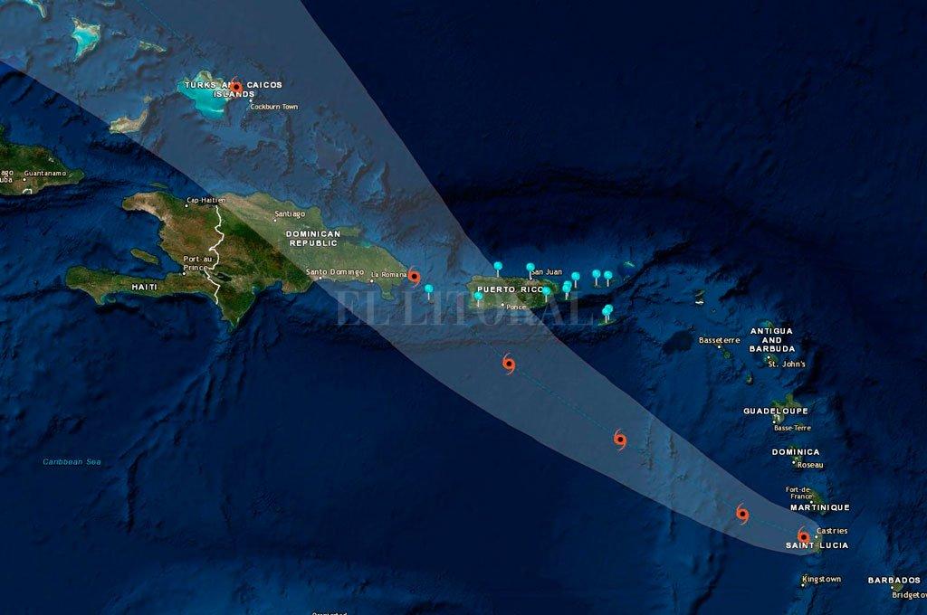 <strong>Foto:</strong> Twitter NOAA