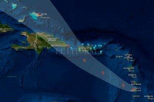 Alarma por la llegada de un huracán a gran parte de centroamerica