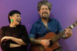 Santa Fe Suena:  Srta. Miraflores y Nico Gómez
