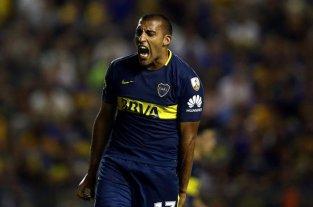 Wanchope Ábila se perdería por lesión la semifinal de la Copa Libertadores