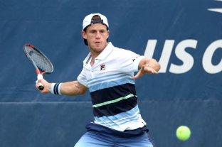 Cómodo triunfo de Schwartzman para pasar a tercera ronda del US Open