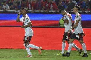 River pasó de ronda y habrá superclásico en las semifinales de la Libertadores