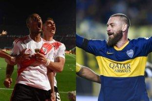Cuándo se juegan los superclásicos entre River y Boca por las semifinales