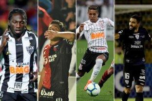 Ya están definidos los 4 mejores de la Copa Sudamericana