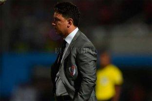 """""""Nada va a ser igual a la final pasada con Boca simplemente porque no lo es"""", dijo Gallardo"""