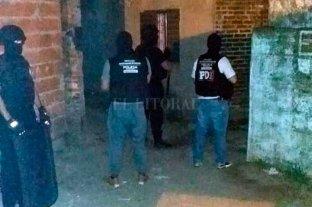 Secuestraron drogas, dinero y un arma en Barranquitas